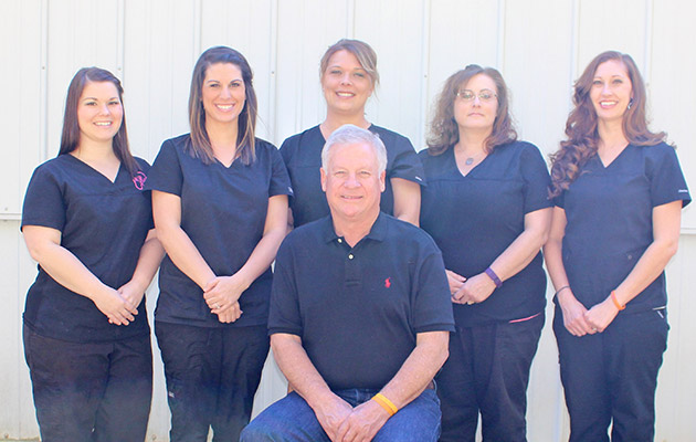 Marshall Denture Clinic Team